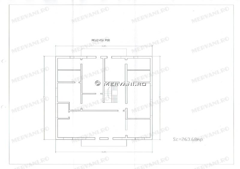 Propunere: Spatiu Turistic sau Complex rezidential cu apartamente de vacanta in Sinaia, zona Furnica, Sinaia