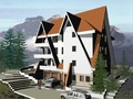 Land in Town for Sale in Sinaia (Prahova, Romania), 52.000 €