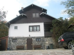 Vila de Vanzare in Comarnic (Ghiosesti, Prahova)