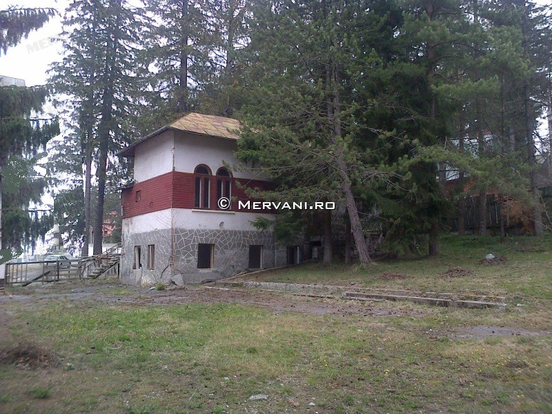 X2136B – Vila cu 30 camere de Vanzare in Predeal, zona Cioplea