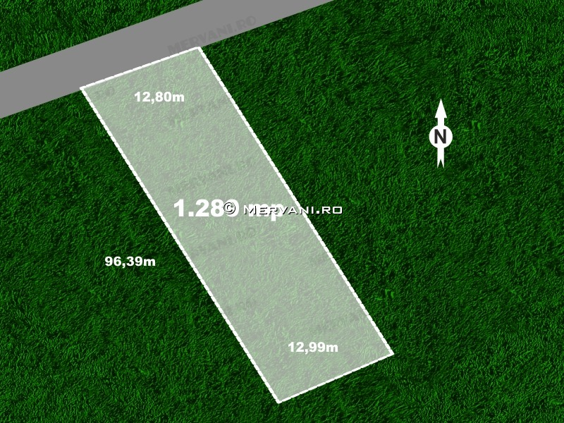 X31395 – Teren de Vanzare in Brebu, zona Semicentrala
