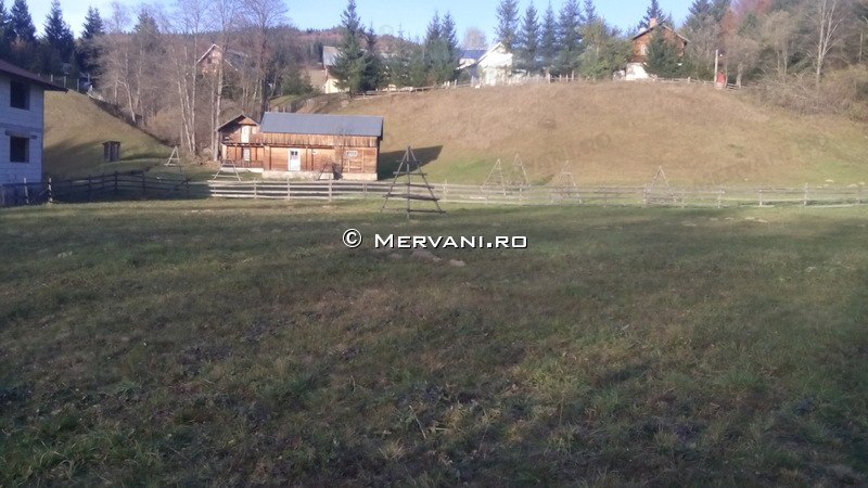 X315F3 – Teren de Vanzare in Valea Doftanei, zona Valea Neagra