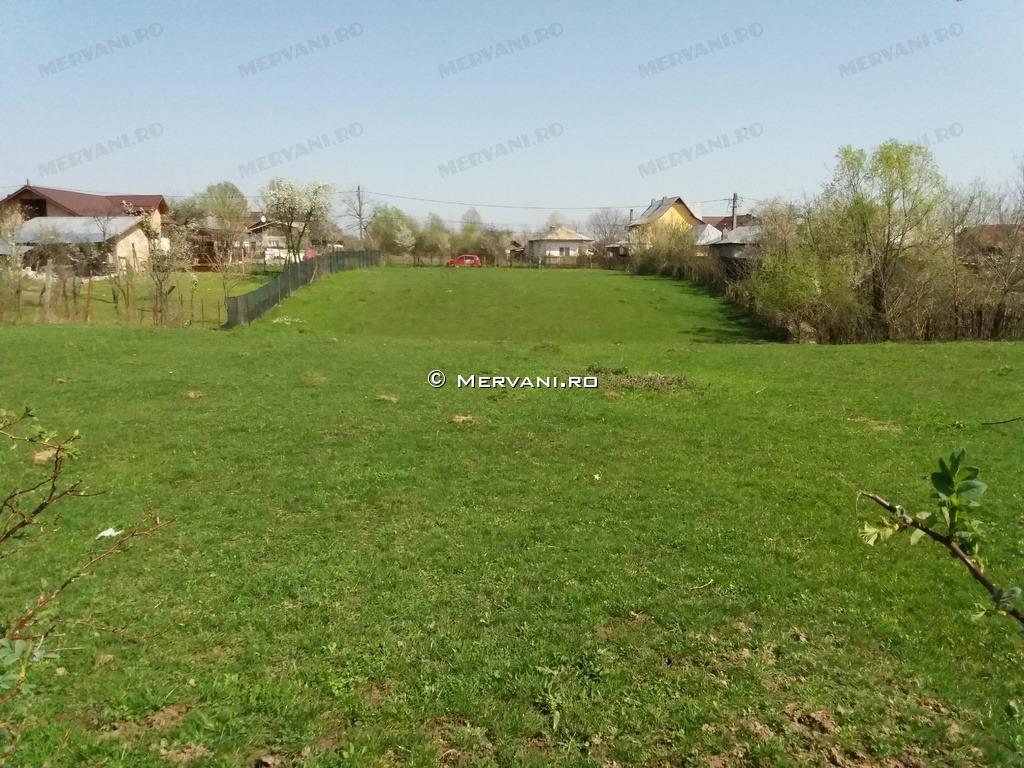 X31A68 – Teren de Vanzare in Scorteni, zona Bordeni