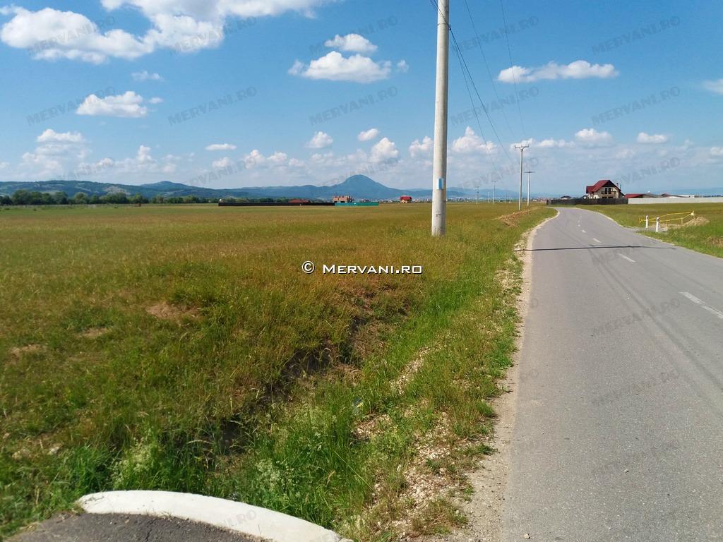 X31A7D – Teren de Vanzare in Rasnov, zona Glajeriei