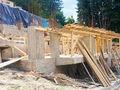 Stadiul lucrarilor pe 27.06.2016 la proiectul imobiliar Cioplea Best View din Predeal. Fundatie plus primul nivel de elevatie. (Fotografia 13)