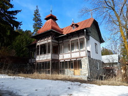Casa de Vanzare in Sinaia (Semicentrala, Prahova)